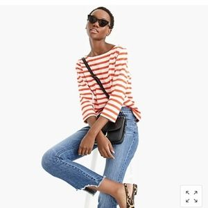 NWT FROM SPRING 19 J CREW BOATNECK